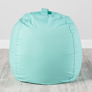 "40"" Ginormous Bean Bag Chair Cover (Mint)"