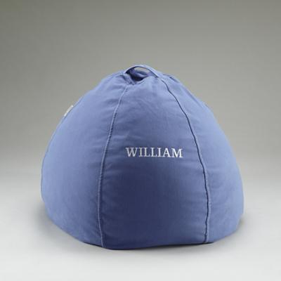 "30"" Personalized Beanbag (Blue)"
