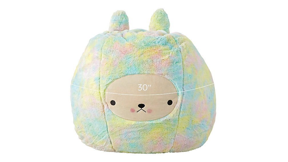 Small Bunny Bean Bag Chair Dimensions