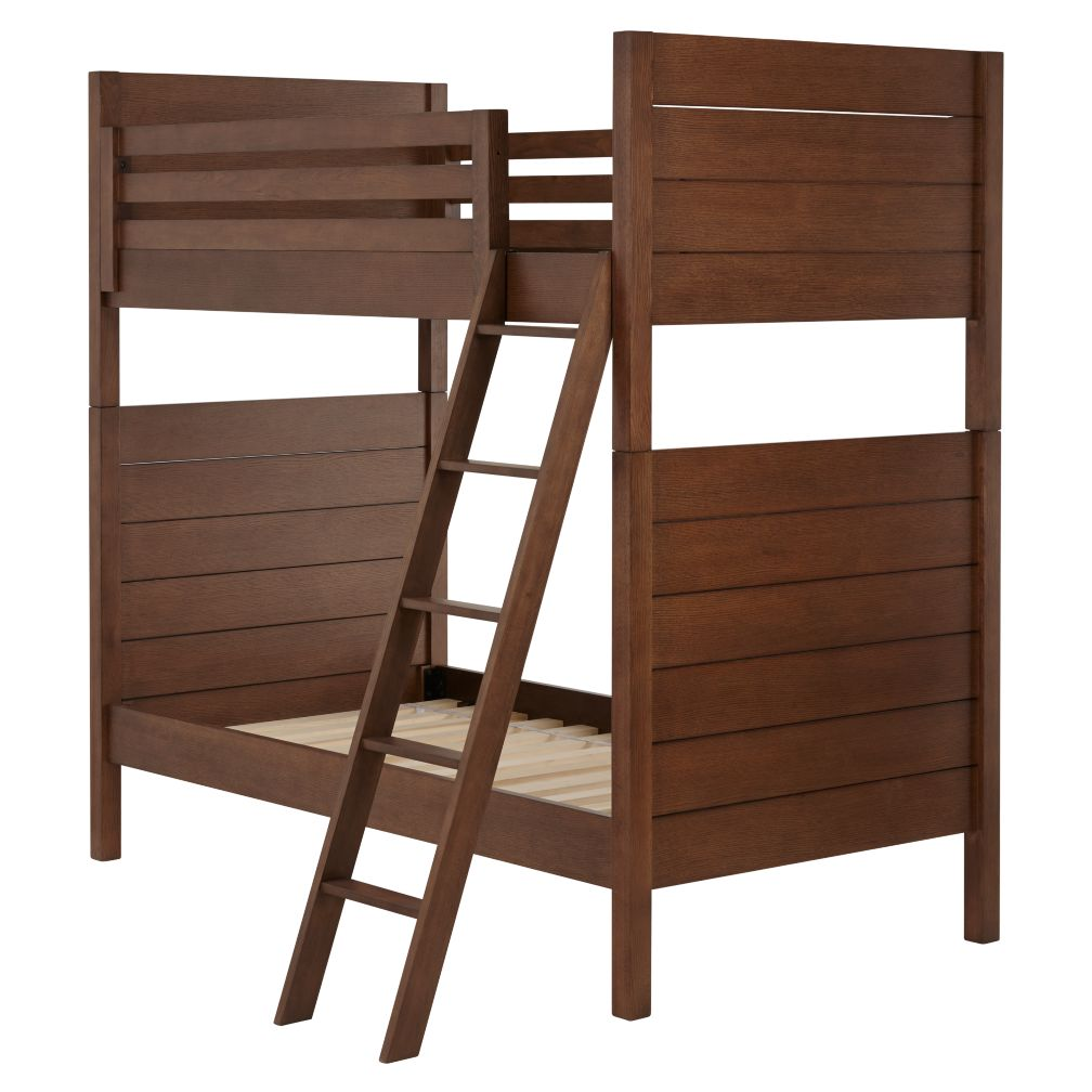 Uptown Bunk Bed (Brown)