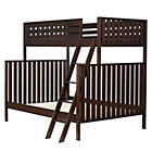 Java Cargo Twin Over Full Bunk Bed.