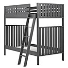 Charcoal Cargo Bunk Bed