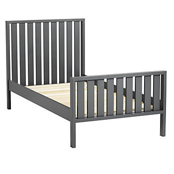 Twin Cargo Bed (Charcoal)