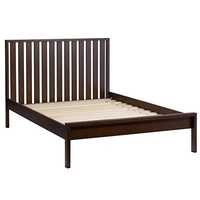 Full Cargo Low Footboard Bed (Java)