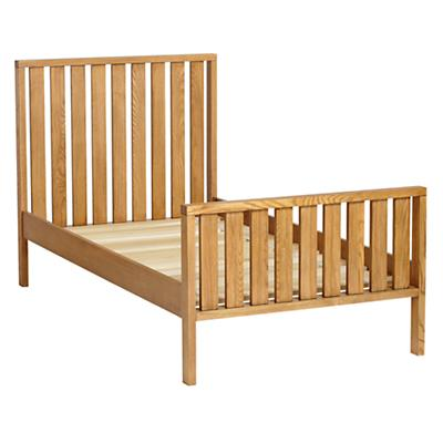 Twin Cargo Bed (Natural)