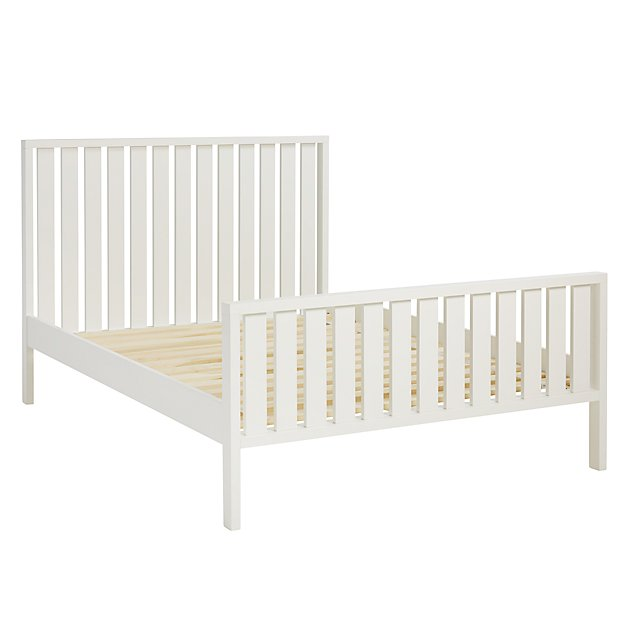 Full Cargo Bed (White)