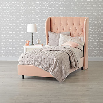 Pictures Of Kids Beds kids beds & headboards   the land of nod