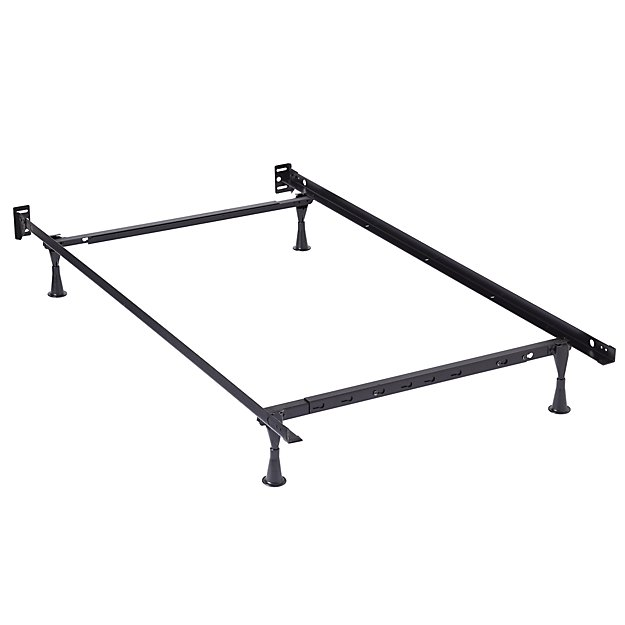 Twin Full Metal Bed Frame. Twin Full Metal Bed Frame   The Land of Nod