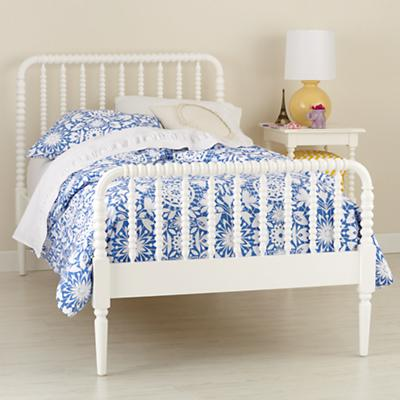 Jenny Lind Bed (White)