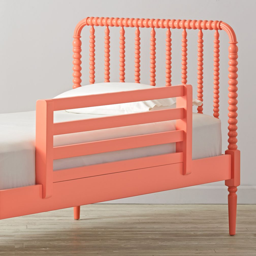 Jenny Lind Coral Bed Guardrail