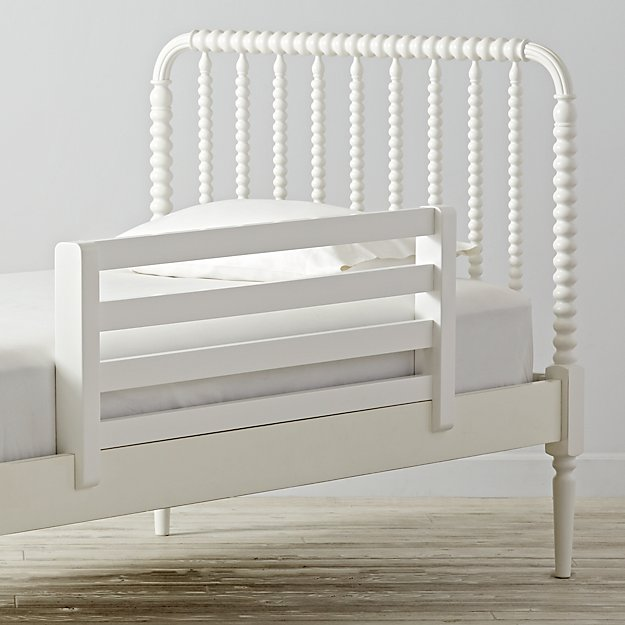 Jenny Lind and Petite Marguerite White Bed Rail