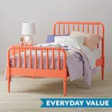 Jenny Lind Coral Bed