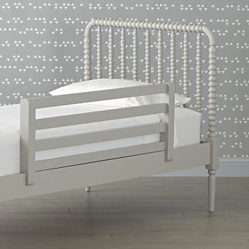 jenny light grey bed rail lind style king full target land of nod