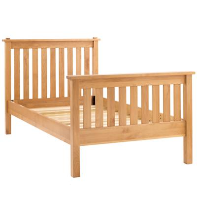Twin Simple Bed (Natural)