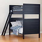 Midnight Blue Uptown Bunk Bed