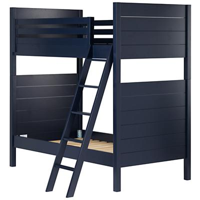 Uptown Bunk Bed (Midnight Blue)