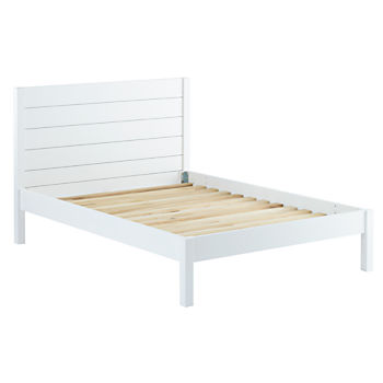Full Uptown Bed (White)