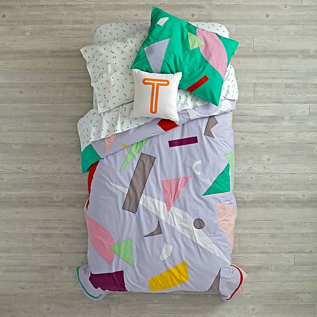 Art Collage Bedding
