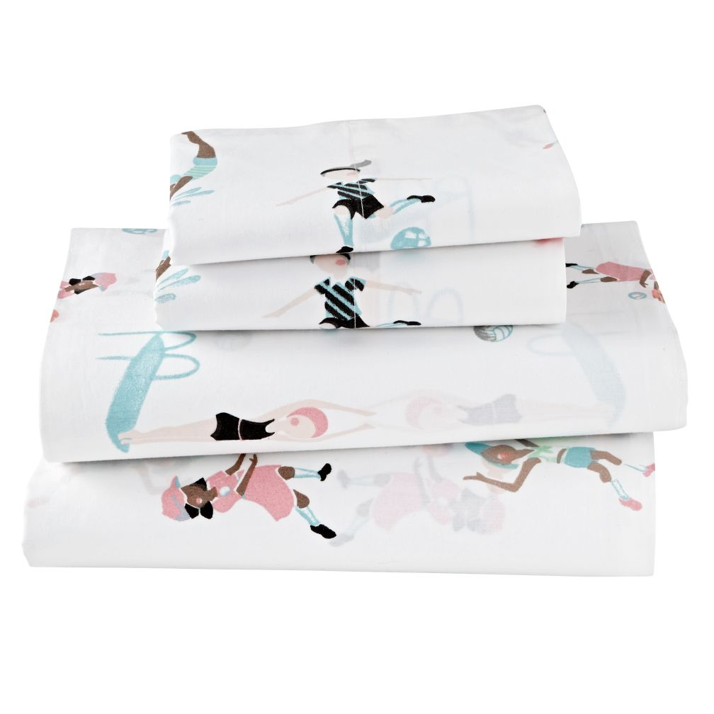 Athletic Club Sheet Set