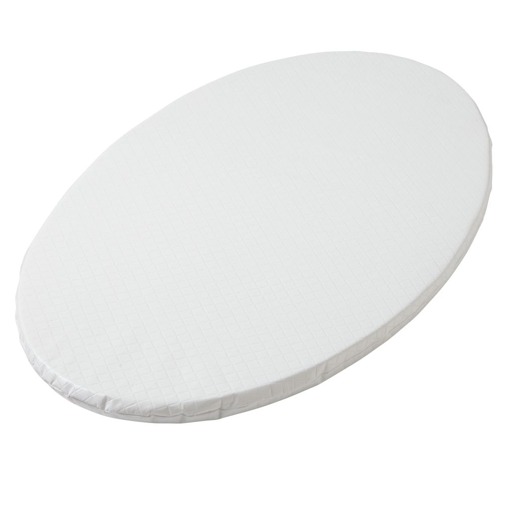 Oval Bassinet Mattress