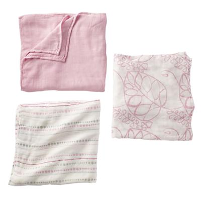 Tranquility Silky Soft Swaddle Blankets