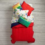 Stitched Moving Blanket (Red)