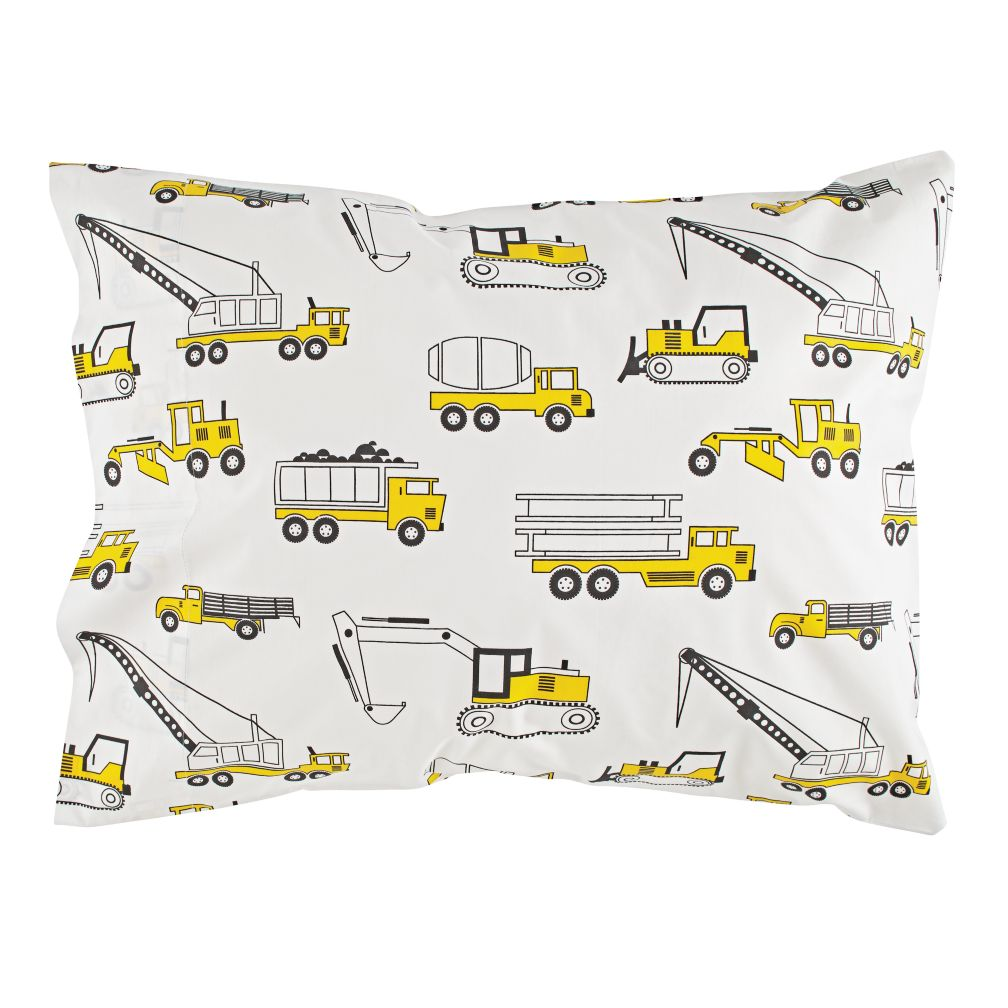 Organic Builder's Pillowcase