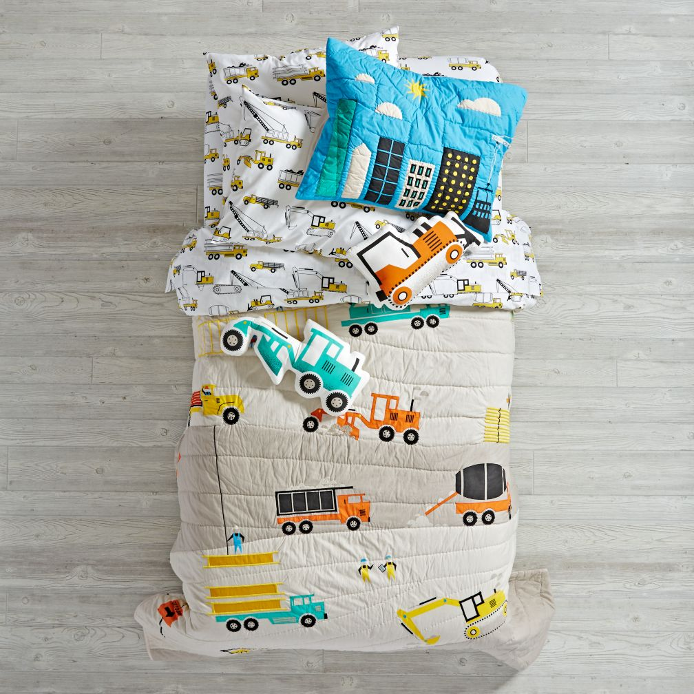 Construction Bedding The Land Of Nod