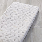 Early Edition Bunny Changing Pad Cover