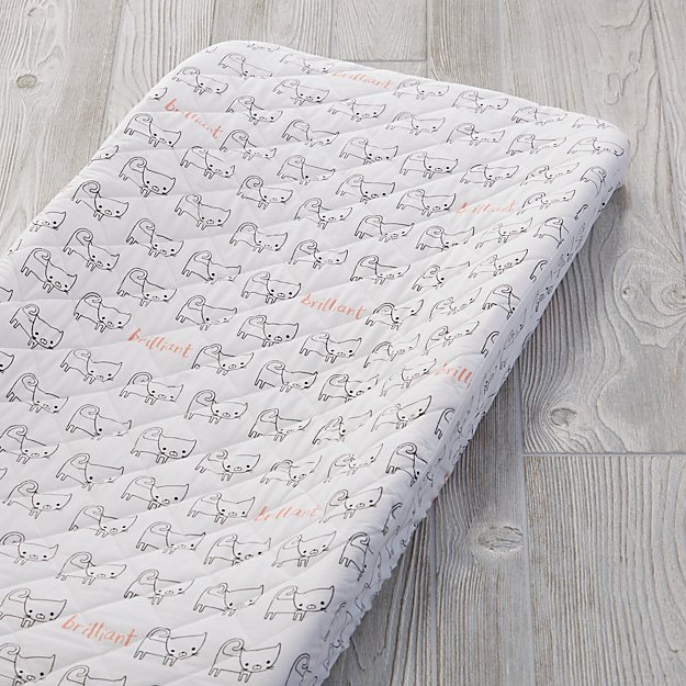 Early Edition Changing Pad Cover (Cat)