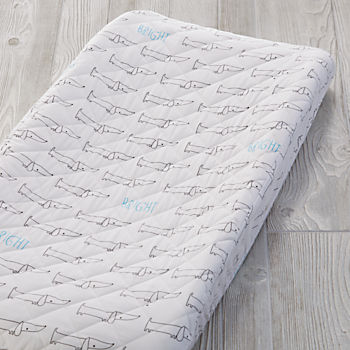 Early Edition Changing Pad Cover (Dog)