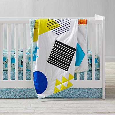 Creature Comfort Crib Bedding