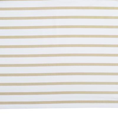 Early Edition Crib Skirt (Khaki Stripe)
