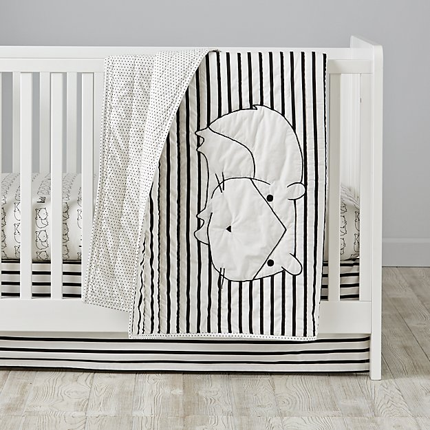 Early Edition Crib Bedding (Hamster)