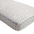 Early Edition Cat Crib Fitted Sheet