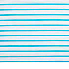 Early Edition Blue Stripe Crib Skirt
