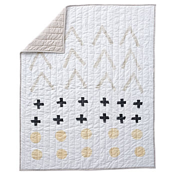 Freehand Baby Quilt