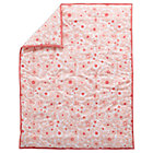 Pink Go Lightly Baby Quilt