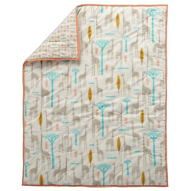High Plains Baby Quilt