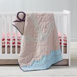 High Seas Crib Bedding (Seahorse)