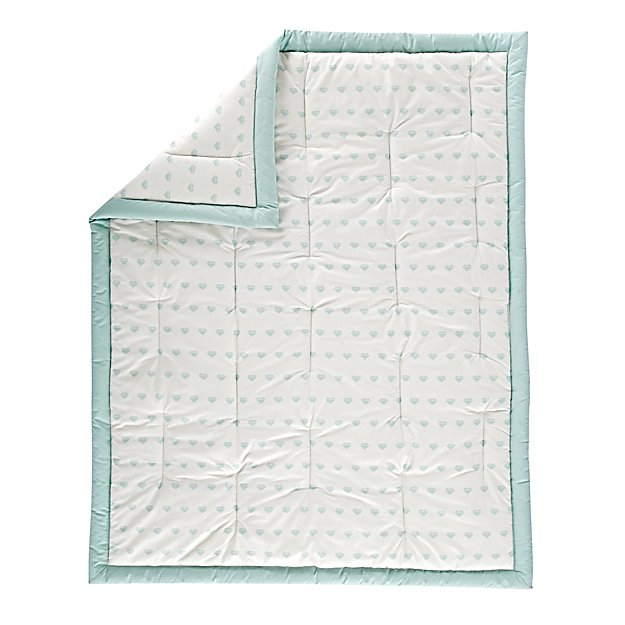 Iconic Baby Quilt (Gemstone)