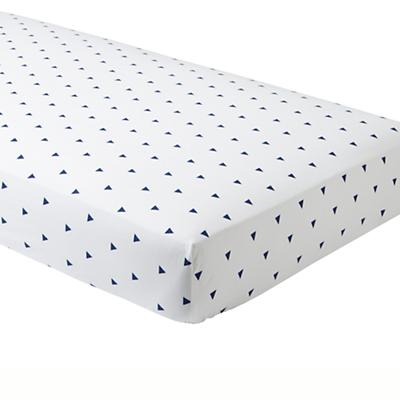 Bedding_CR_Little_Prints_Triangle_Ftd_Sheet_BL_386075_LL