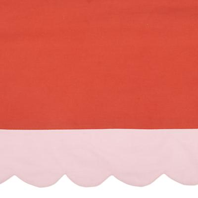 In the Mix Crib Skirt (Pink)