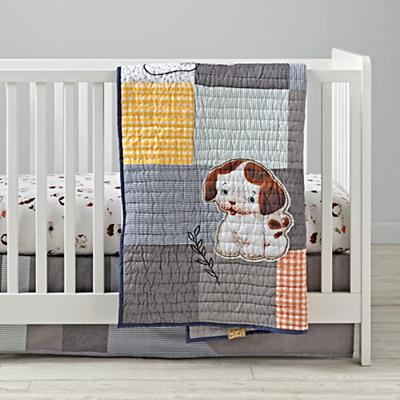 Poky Little Puppy Baby Quilt