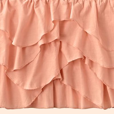 Royal Hippo Crib Skirt
