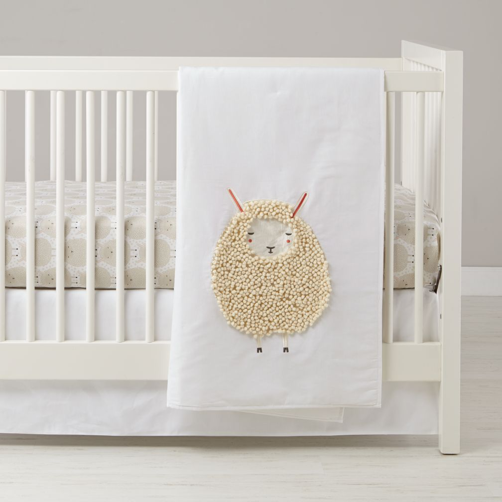 Sheepish Crib Bedding