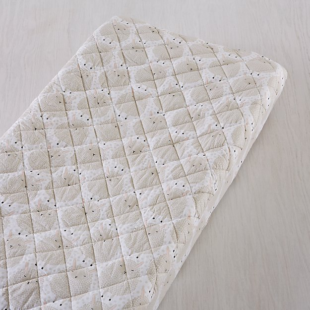 Sheepish Changing Pad Cover