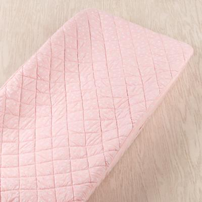 Sleep Tight Changing Pad Cover (Pink Star)