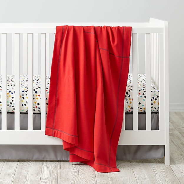 Superstar Jersey Crib Bedding