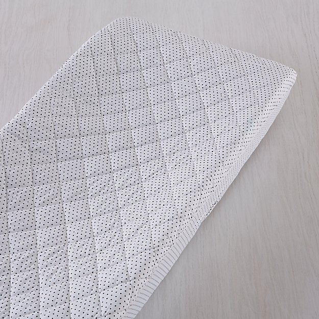 Swiss Dot Changing Pad Cover
